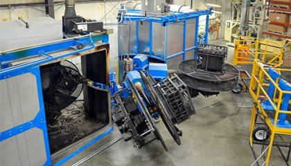 فرآیند قالب گیری چرخشی (دورانی) یا Rotational Molding یک فرآیند سریع و پرکاربرد برای شکلدهی پلاستیکهای تو خالی با هر شکل و ظاهری است
