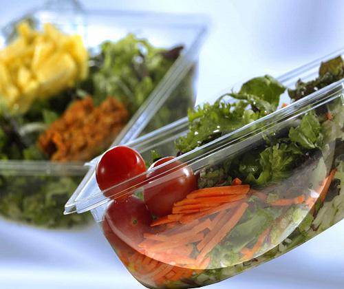 کاربرد مواد پلیمری در صنعت غذایی