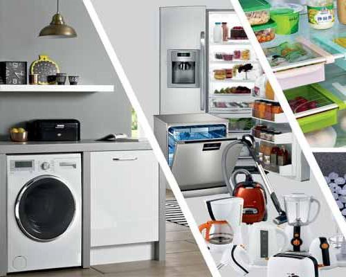 کاربرد مواد پلیمری در صنعت لوازم خانگی