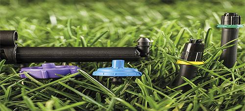 کاربرد مواد پلیمری در تجهیزات آبیاری