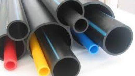 مواد پلیمری در ساخت لوله