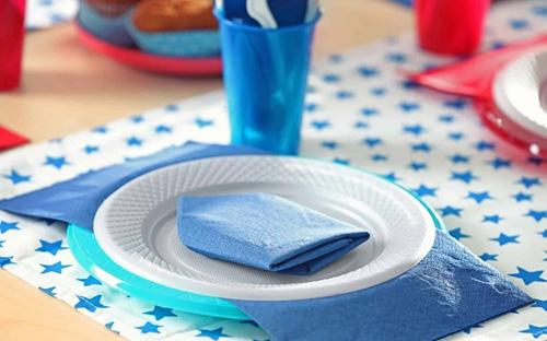 مواد پلیمری در ظروف یکبار مصرف